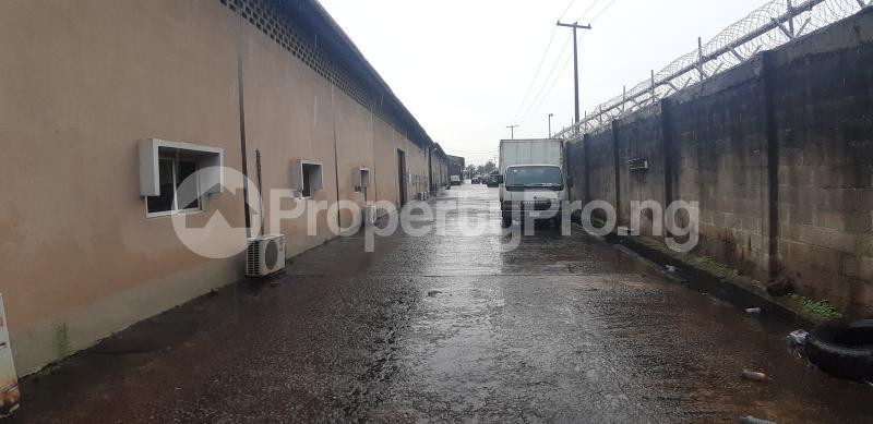 Warehouse Commercial Property for sale Ikorodu road Ojuta Lagos Ojota Ojota Lagos - 1