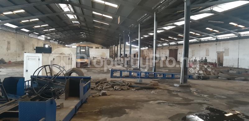 Warehouse Commercial Property for sale Ikorodu road Ojuta Lagos Ojota Ojota Lagos - 4