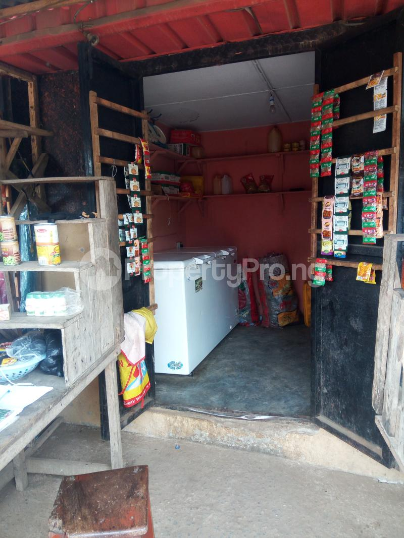 1 bedroom mini flat  Shop Commercial Property for sale Balogun market Iju-Ishaga Agege Lagos - 2