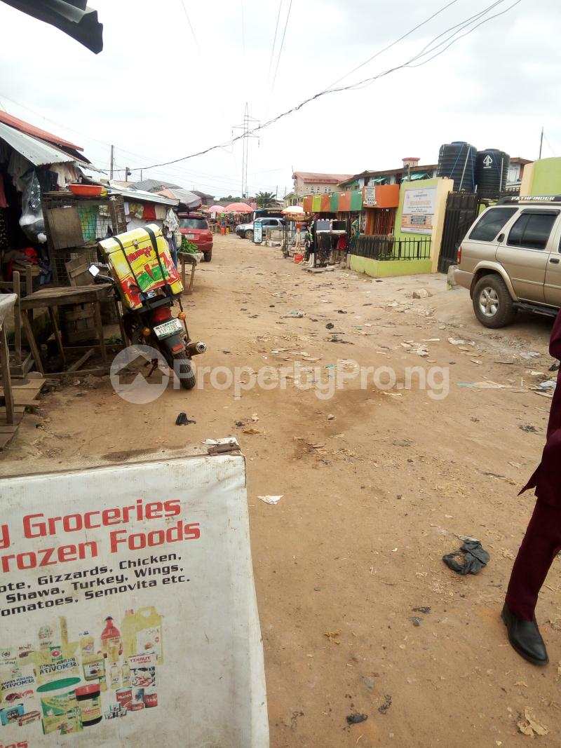 1 bedroom mini flat  Shop Commercial Property for sale Balogun market Iju-Ishaga Agege Lagos - 0