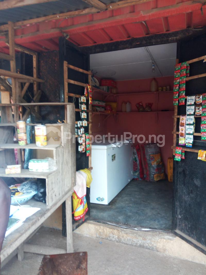 1 bedroom mini flat  Shop Commercial Property for sale Balogun market Iju-Ishaga Agege Lagos - 3