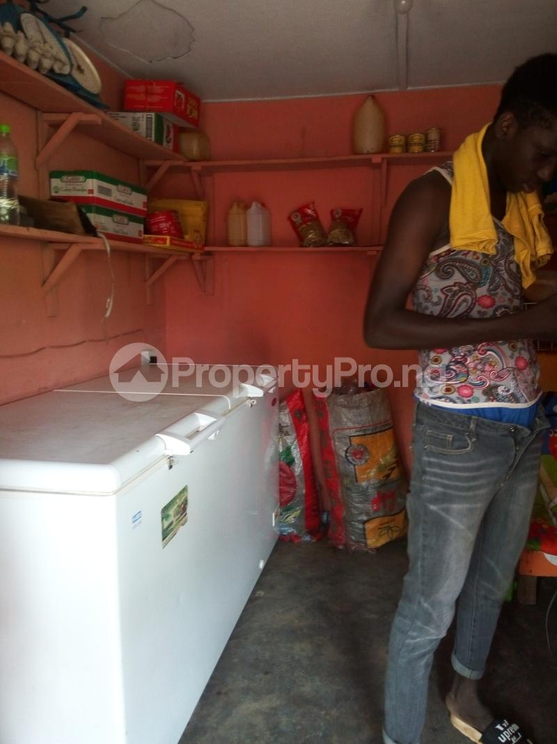 1 bedroom mini flat  Shop Commercial Property for sale Balogun market Iju-Ishaga Agege Lagos - 4