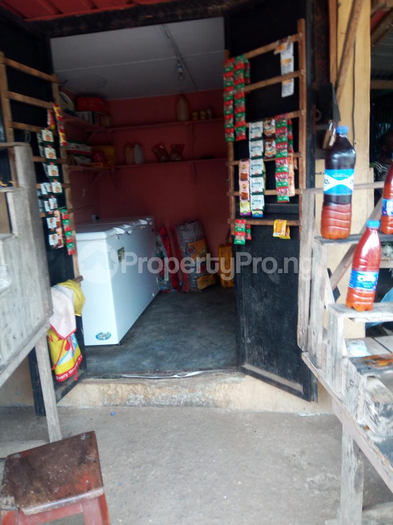 1 bedroom mini flat  Shop Commercial Property for sale Balogun market Iju-Ishaga Agege Lagos - 1