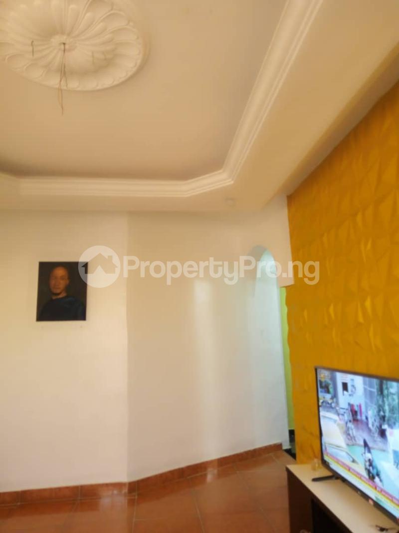 Detached Bungalow House for rent Agbelekale Ekoro road Abule Egba Lagos - 6