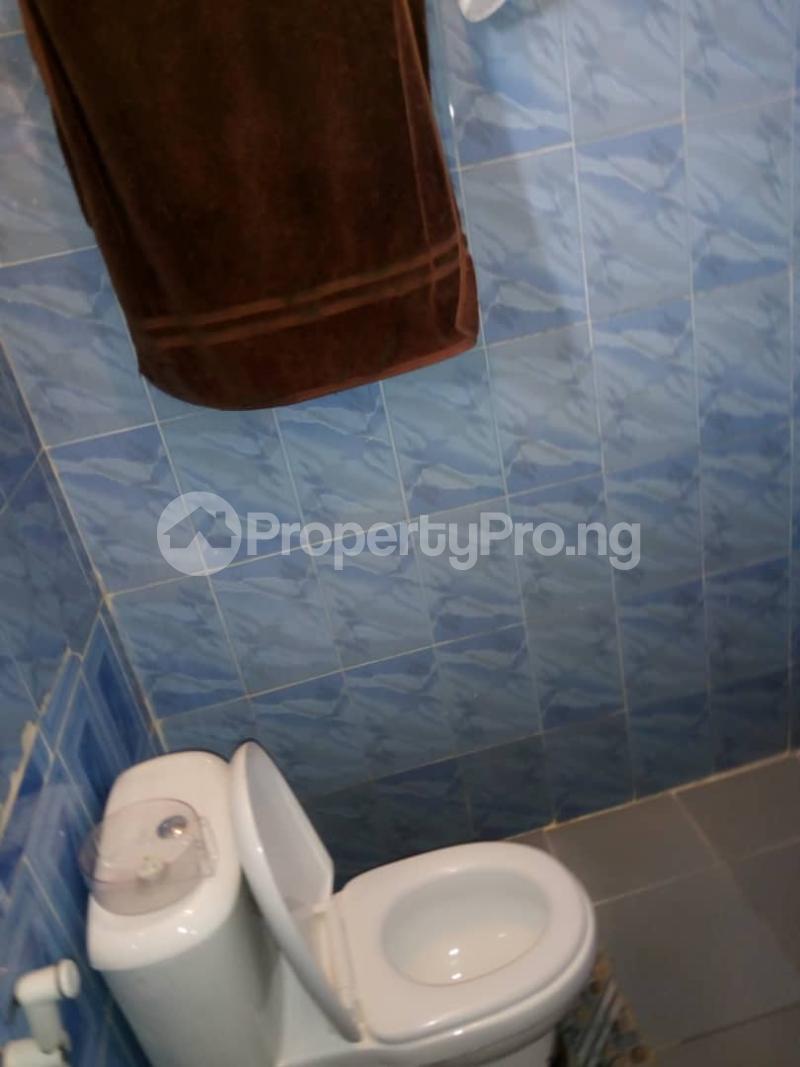 Detached Bungalow House for rent Agbelekale Ekoro road Abule Egba Lagos - 4