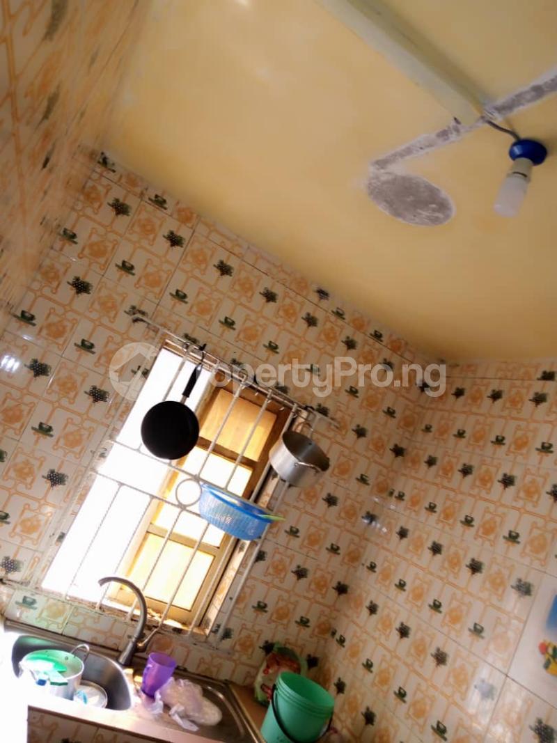 Detached Bungalow House for rent Agbelekale Ekoro road Abule Egba Lagos - 9