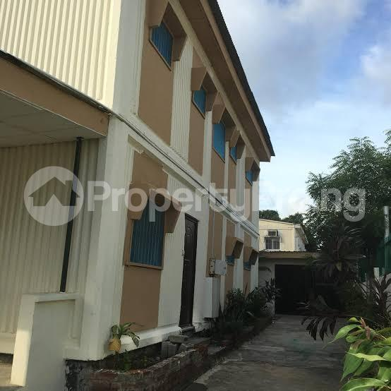 4 bedroom Detached Duplex House for sale Apapa road dolphin estate Dolphin Estate Ikoyi Lagos - 1