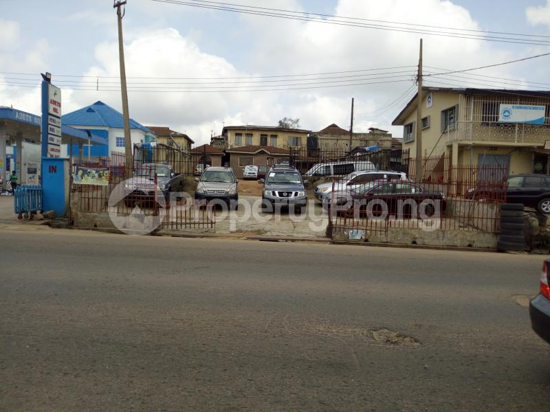Office Space Commercial Property for sale Odo-ona Apata Road Odo ona Ibadan Oyo - 0