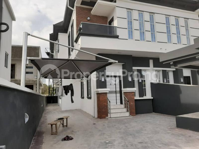 4 bedroom Semi Detached Duplex House for sale Lekki 2nd Toll Gate By Chevron Lagos chevron Lekki Lagos - 1
