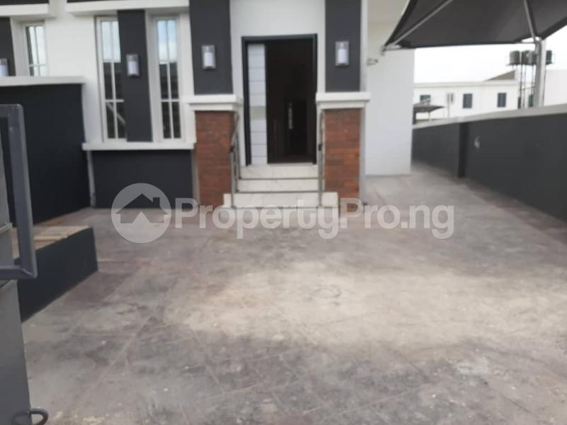 4 bedroom Semi Detached Duplex House for sale Lekki 2nd Toll Gate By Chevron Lagos chevron Lekki Lagos - 5