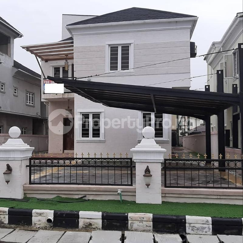 7 bedroom Detached Duplex House for sale Lekki 2nd Toll Gate , Lekki lagos chevron Lekki Lagos - 1