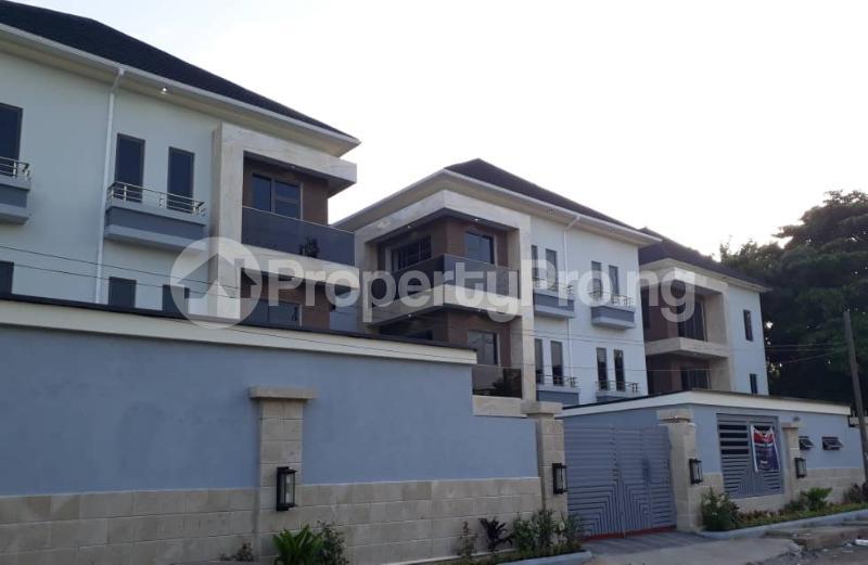 4 bedroom Terraced Duplex House for sale Old Ikoyi Lagos Old Ikoyi Ikoyi Lagos - 0