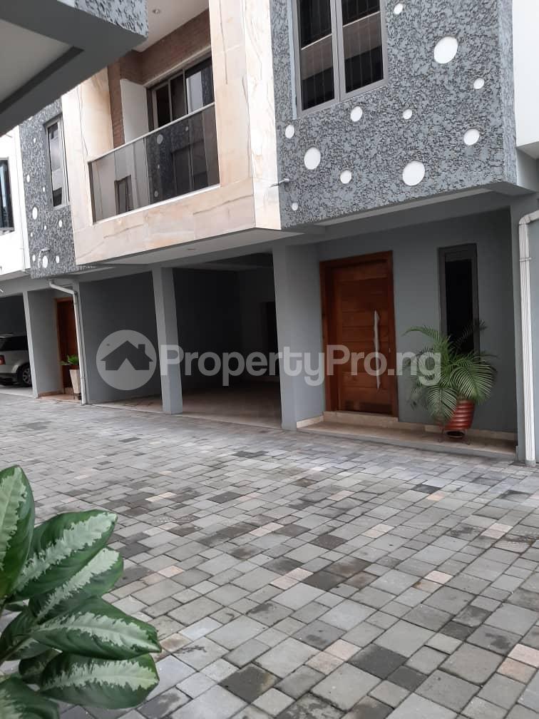 4 bedroom Terraced Duplex House for sale Old Ikoyi Lagos Old Ikoyi Ikoyi Lagos - 2