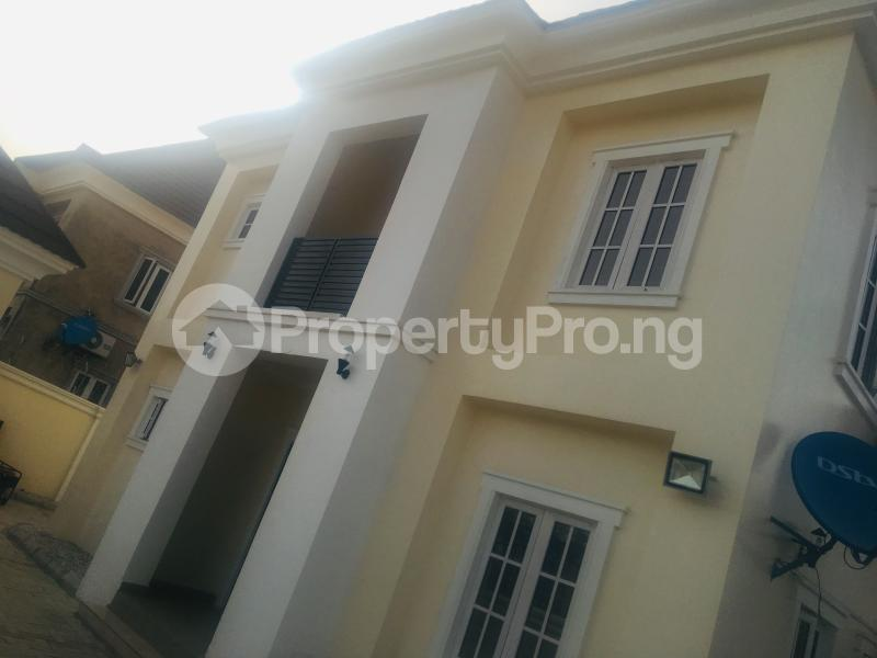 4 bedroom Detached Duplex House for sale Estate off airport road,  Lugbe Abuja - 12