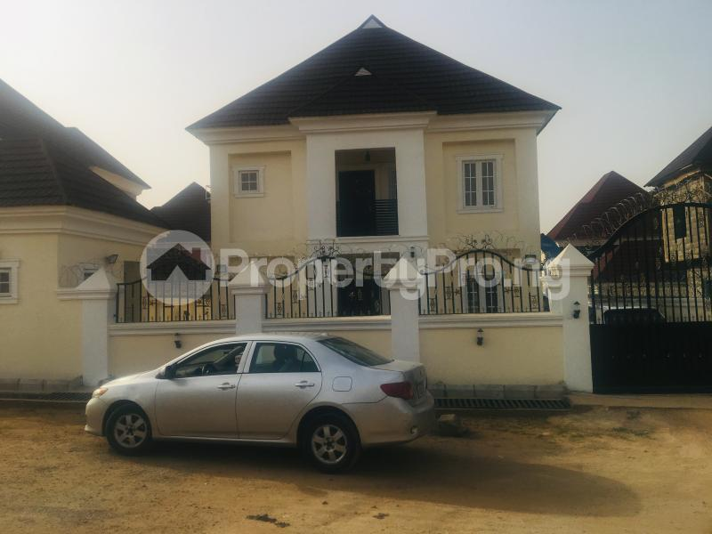 4 bedroom Detached Duplex House for sale Estate off airport road,  Lugbe Abuja - 16