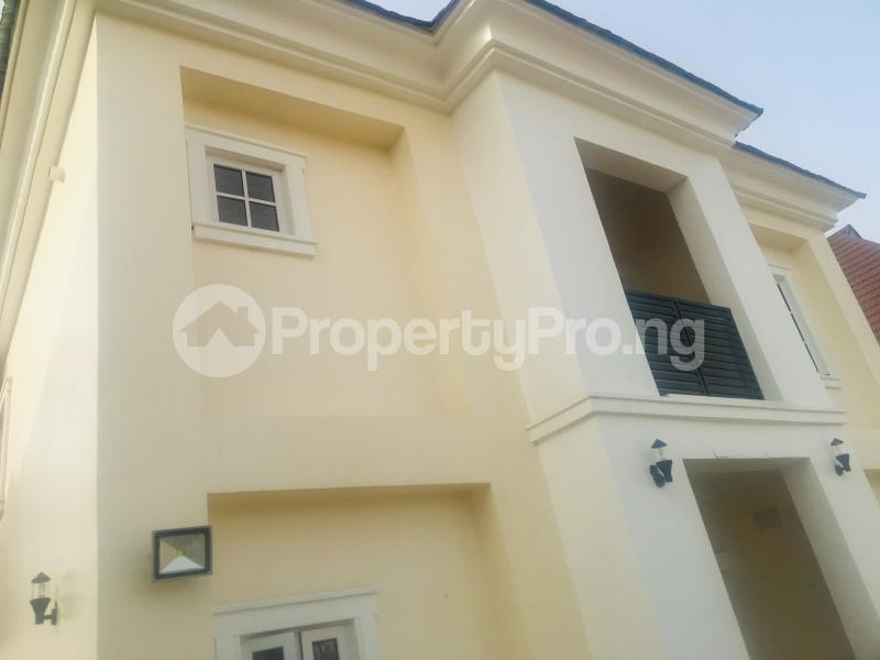 4 bedroom Detached Duplex House for sale Estate off airport road,  Lugbe Abuja - 13
