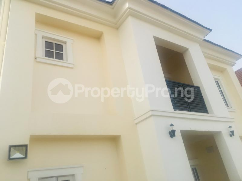 4 bedroom Detached Duplex House for sale Estate off airport road,  Lugbe Abuja - 14