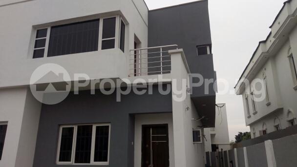 4 bedroom Semi Detached Duplex House for sale  .  Agungi Lekki Lagos - 0