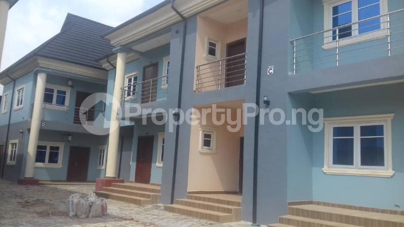 Blocks of Flats House for sale Golden Garden Estate. off Ponle Street Egbeda. Lagos. Egbeda Alimosho Lagos - 1
