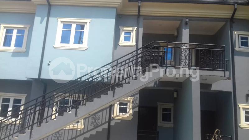 Blocks of Flats House for sale Golden Garden Estate. off Ponle Street Egbeda. Lagos. Egbeda Alimosho Lagos - 7