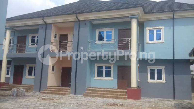 Blocks of Flats House for sale Golden Garden Estate. off Ponle Street Egbeda. Lagos. Egbeda Alimosho Lagos - 0