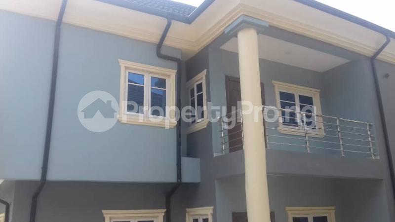 Blocks of Flats House for sale Golden Garden Estate. off Ponle Street Egbeda. Lagos. Egbeda Alimosho Lagos - 3