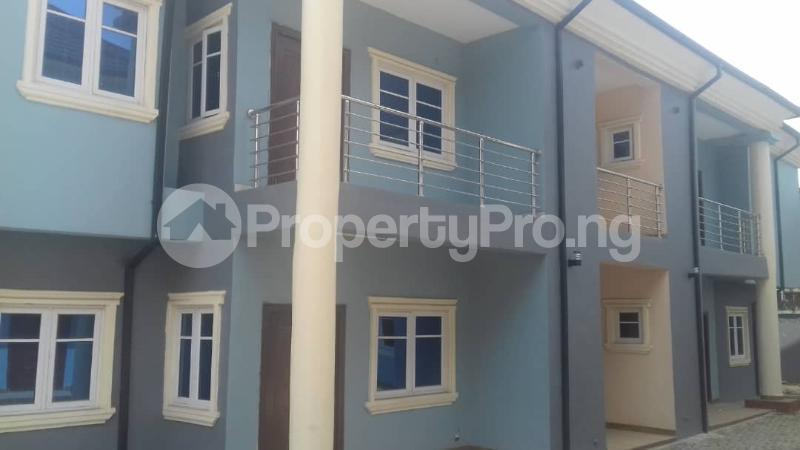 Blocks of Flats House for sale Golden Garden Estate. off Ponle Street Egbeda. Lagos. Egbeda Alimosho Lagos - 6