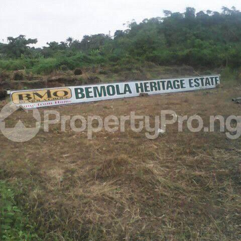 Land for sale Badeku  Egbeda Oyo - 4