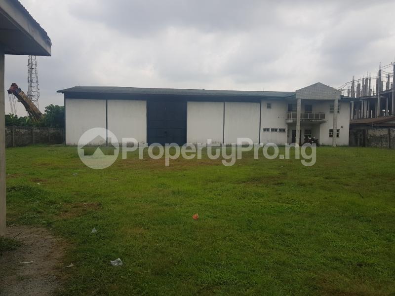 7 bedroom Warehouse Commercial Property for sale off danjuma Trans Amadi Port Harcourt Rivers - 2