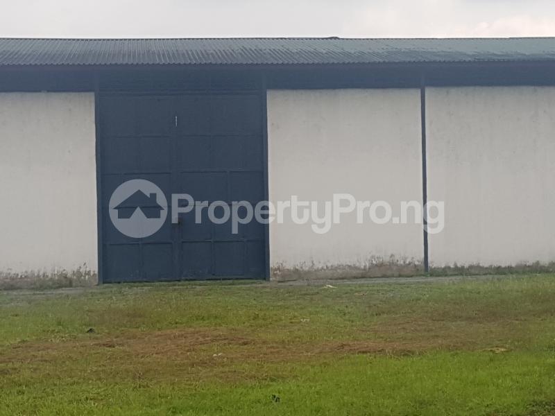 7 bedroom Warehouse Commercial Property for sale off danjuma Trans Amadi Port Harcourt Rivers - 1