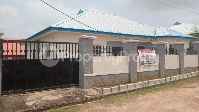 3 bedroom Detached Bungalow House for sale Shagari new extension Kaduna South Kaduna - 1