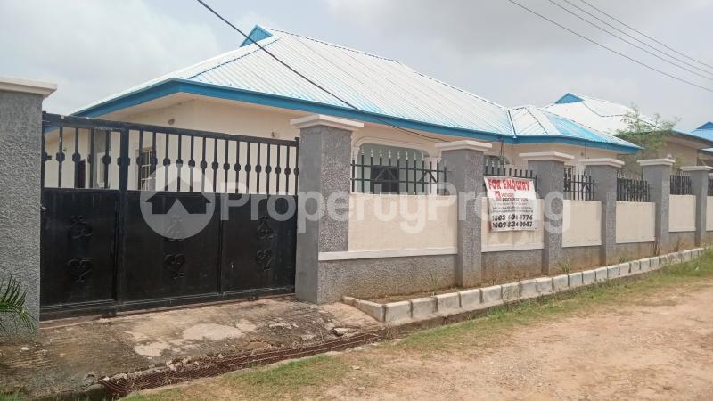 3 bedroom Detached Bungalow House for sale Shagari new extension Kaduna South Kaduna - 0