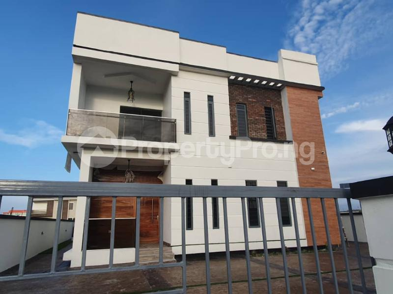4 bedroom Detached Duplex House for sale LakeView Park 2 Estate, Orchid Hotel Road,  chevron Lekki Lagos - 45