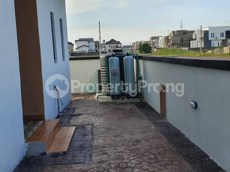 4 bedroom Detached Duplex House for sale LakeView Park 2 Estate, Orchid Hotel Road,  chevron Lekki Lagos - 67