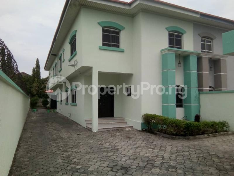 4 bedroom Semi Detached Duplex House for sale VGC VGC Lekki Lagos - 1