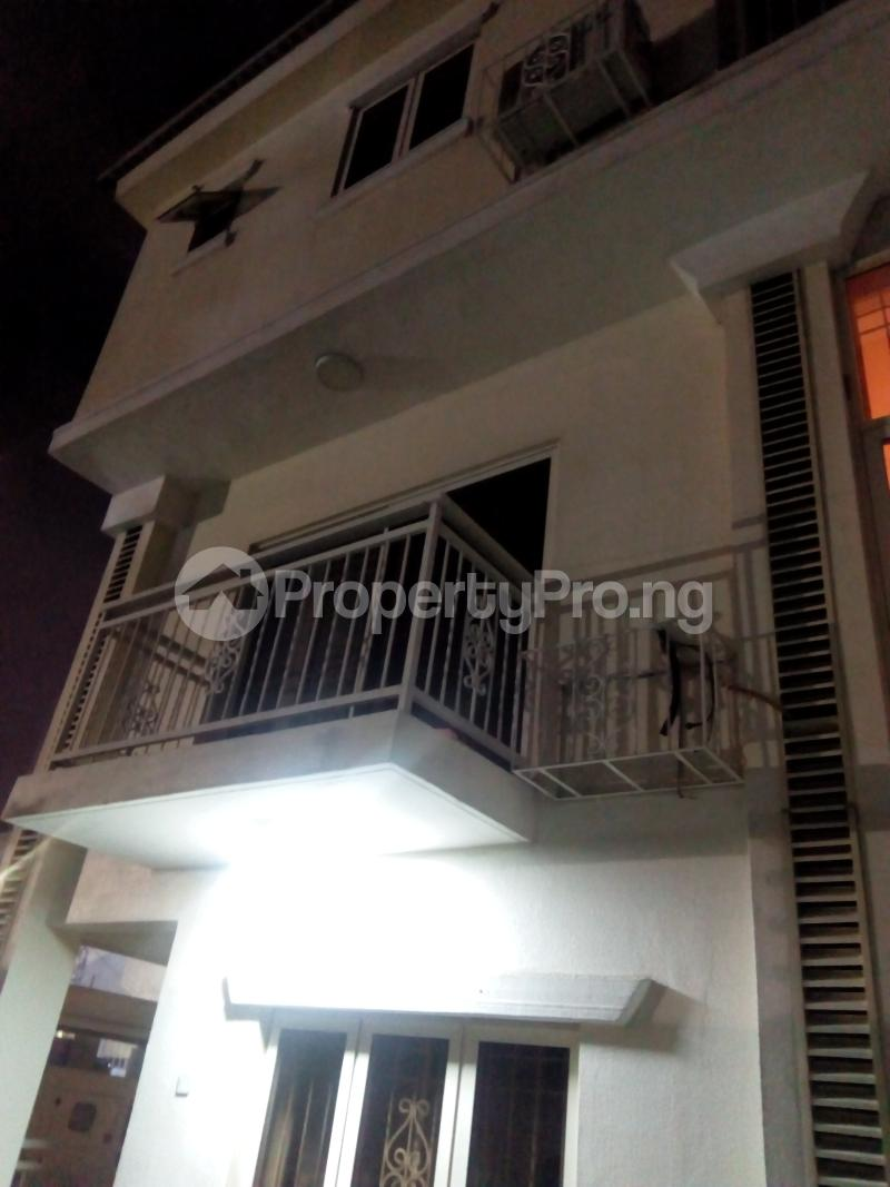 4 bedroom Terraced Duplex House for shortlet Off Bishop Oluwole,  Victoria Island Lagos - 20