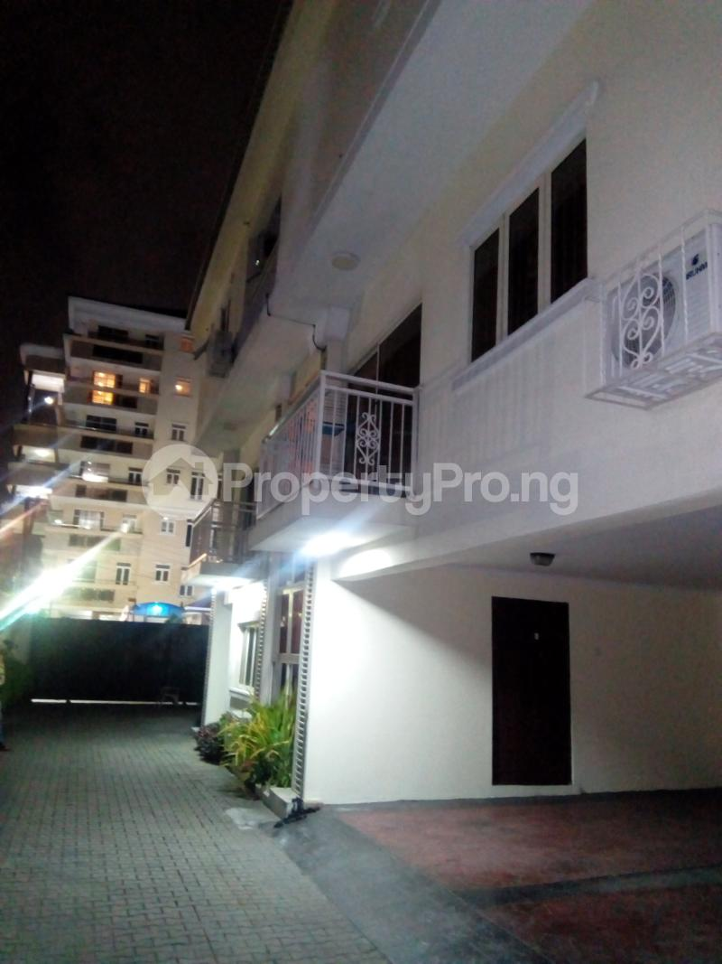 4 bedroom Terraced Duplex House for shortlet Off Bishop Oluwole,  Victoria Island Lagos - 21