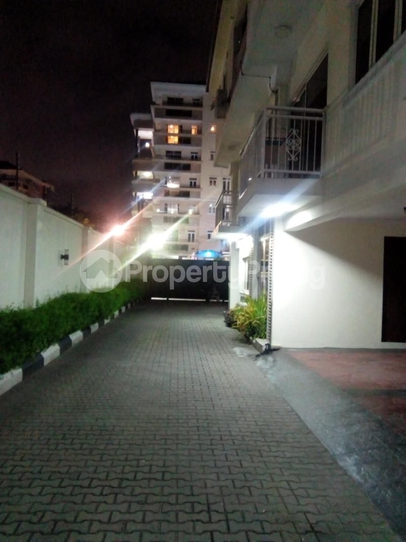 4 bedroom Terraced Duplex House for shortlet Off Bishop Oluwole,  Victoria Island Lagos - 16
