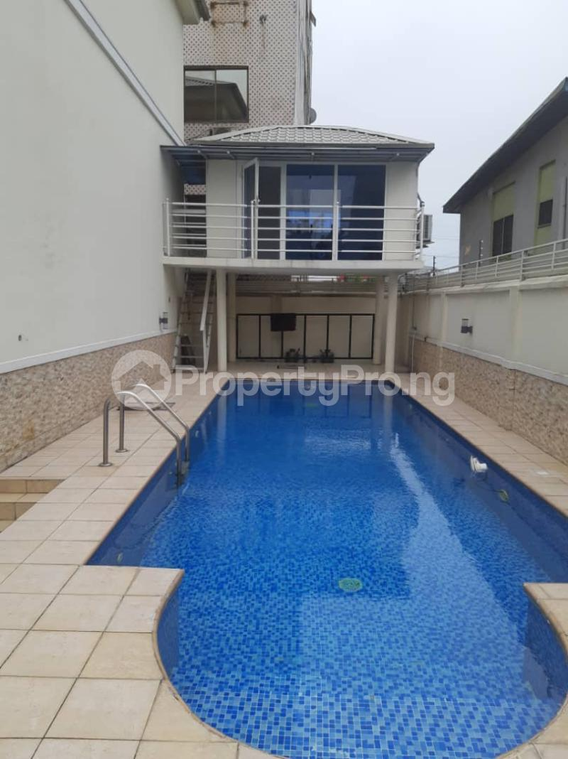 4 bedroom Terraced Duplex House for shortlet Off Bishop Oluwole,  Victoria Island Lagos - 12