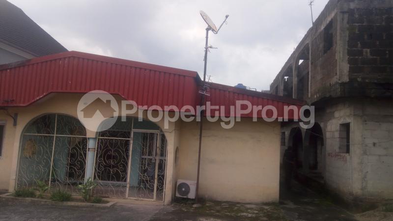 4 bedroom Detached Bungalow House for sale Kings Estate Eliozu Port Harcourt Rivers - 0