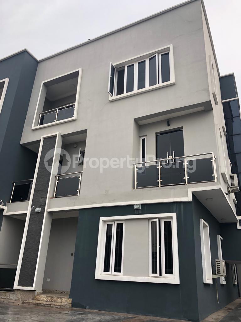 4 bedroom Flat / Apartment for rent Abasa Estate by Osborne Abacha Estate Ikoyi Lagos - 1