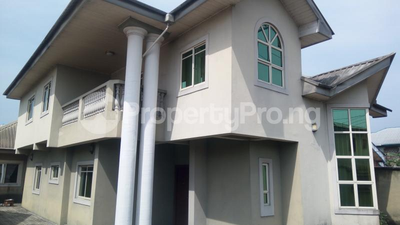 4 bedroom Detached Duplex House for sale Court Estate Atali Port Harcourt Rivers - 2