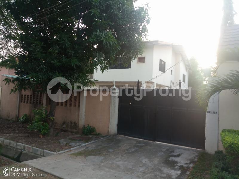 4 bedroom House for sale 2nd avenue Gwarinpa abuja Gwarinpa Abuja - 1