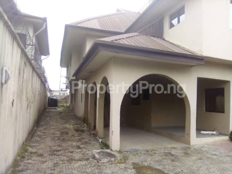 4 bedroom Semi Detached Duplex House for rent Lekki Phase 1 Lekki Lagos - 10