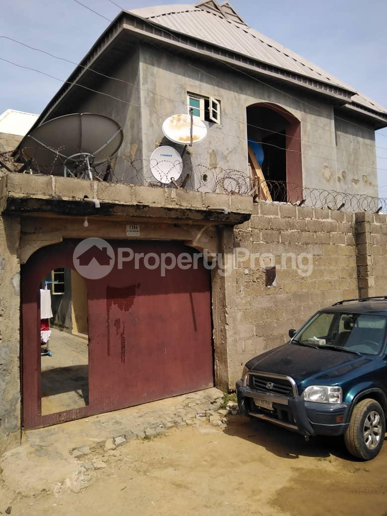 4 bedroom Detached Duplex House for sale  Naibawa, Kano. Tarauni Kano - 3