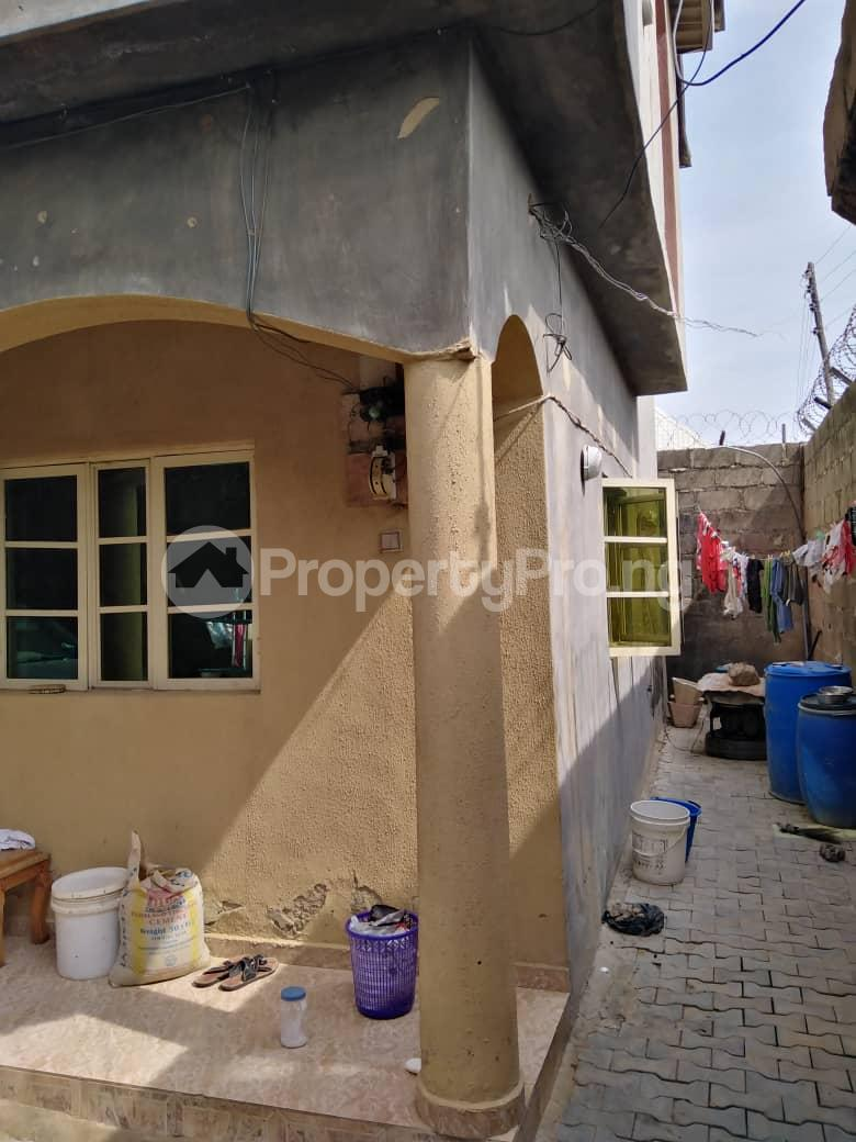 4 bedroom Detached Duplex House for sale  Naibawa, Kano. Tarauni Kano - 2