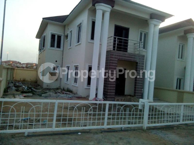 4 bedroom Terraced Duplex House for sale Flowergates Estate Apo Abuja - 0