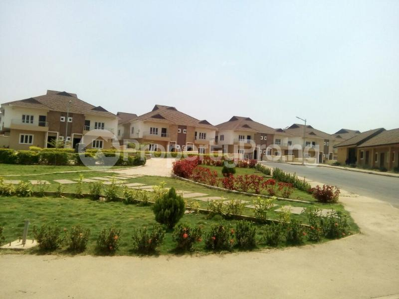 4 bedroom Terraced Duplex House for sale Flowergates Estate Apo Abuja - 1