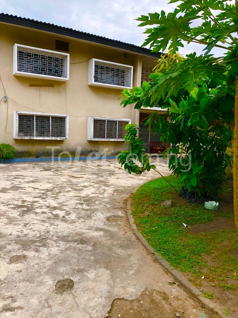 8 bedroom Detached Duplex House for sale Off Oduduwa Road  Apapa G.R.A Apapa Lagos - 0