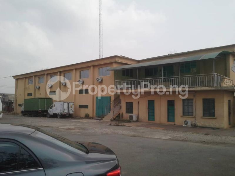 Factory Commercial Property for sale Apata Ibadan Oyo - 2